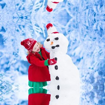 image associated with event Snow Stories for Wee Ones