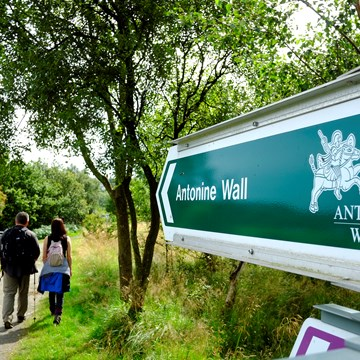 Antonine Wall Walkers