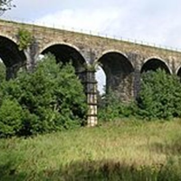 Cleland viaduct