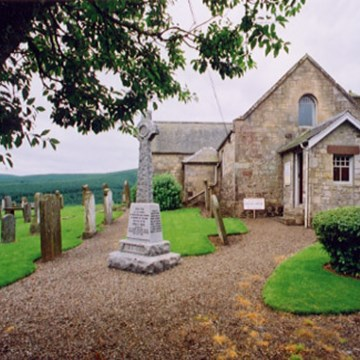Crawfordjohn Church