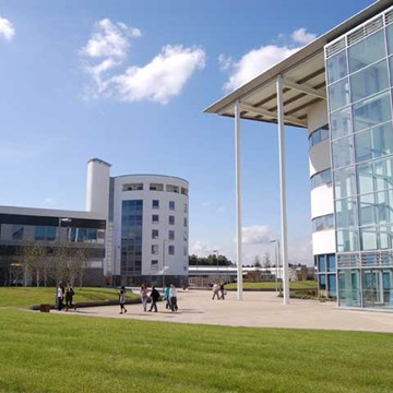 New College Lanarkshire Motherwell Campus