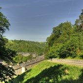 Walk or Cycle | New Lanark and the Falls of Clyde Walking Route