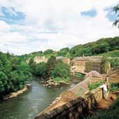 New Lanark World Heritage Site Gift Shop