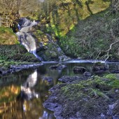 Walk or Cycle | Strathaven Sandford and Spectacle Ee falls