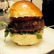 The Big Red Barn burger