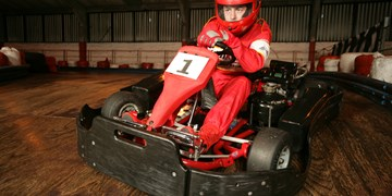 Race down to Scotkart Cambuslang for some family fun this autumn