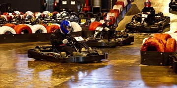 Adrenalin pumping events at ScotKart