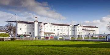 Hamilton Park Racecourse and North Lanarkshire College saddle-up for artistic legacy