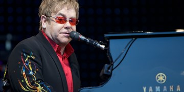 Hear Elton John sing Your Song in Lanarkshire