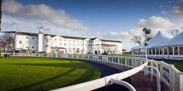Hamilton Park Racecourse refurb off to a racing start