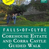 Corehouse Estate and Corra Castle Guided Walk