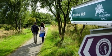 Mid-summer walking routes in Lanarkshire