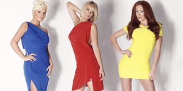 Atomic Kitten to light up Lanarkshire this Christmas