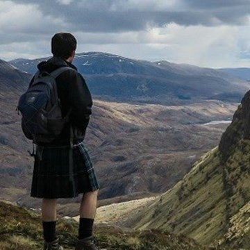Travels with a Kilt blogger