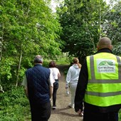 Get Walking Lanarkshire Health Walks